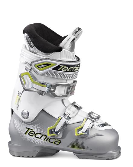 Obrázek z lyžařské boty TECNICA TEN.2 75 RT W C.A., silver/white, rental, AKCE