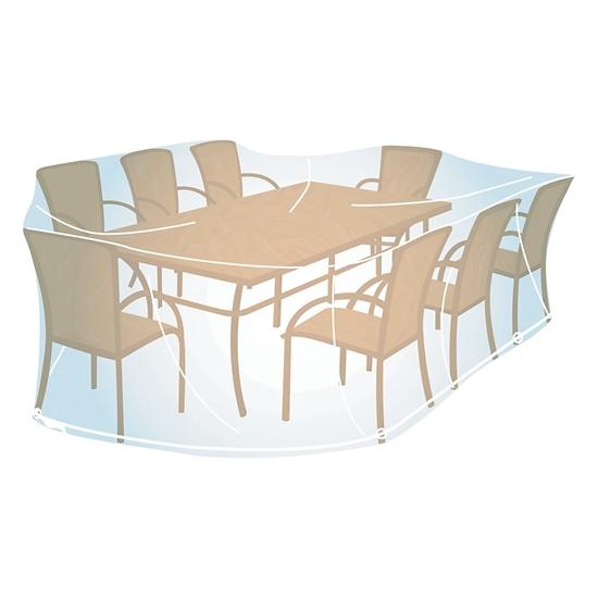 Obrázek z Ochranný obal na venkovní  nábytek velikosti XL(obdélník)