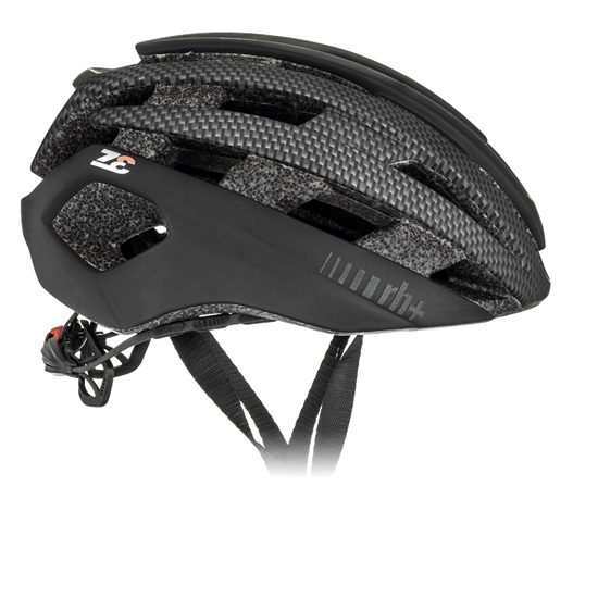Obrázek z helma RH+ Z Epsilon, matt black/matt carbon, AKCE