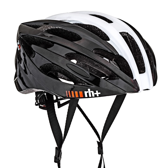 Obrázek z helma RH+ Z Zero, shiny white/shiny grey/shiny black, AKCE