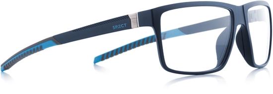 Obrázek z brýlové obruby SPECT Frame, GAP-004, dark blue, grey, 58-14,5-135