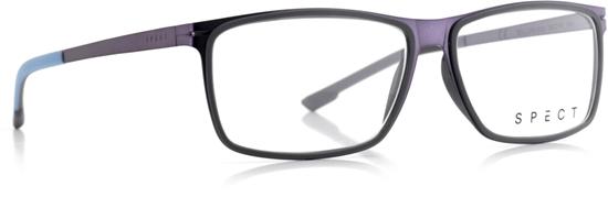 Obrázek z brýlové obruby SPECT SPECT Frame, ROLLER1-002, matt dark gun/matt grey rubber/matt dark gun/matt nordic sky grey outside-matt grey inside rubber, 56-14-140