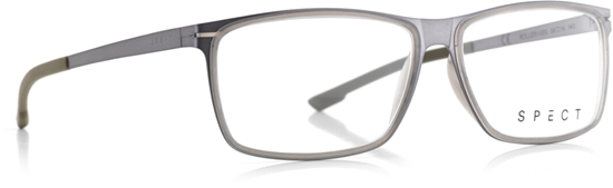 Obrázek z brýlové obruby SPECT SPECT Frame, ROLLER1-005, matt brushed light gun/matt milky military green rubbe/matt brushed light gun/matt military green rubber, 56-14-140