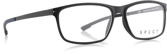 Obrázek z brýlové obruby SPECT Frame, ROLLER2-001, black, black, 54-15-140