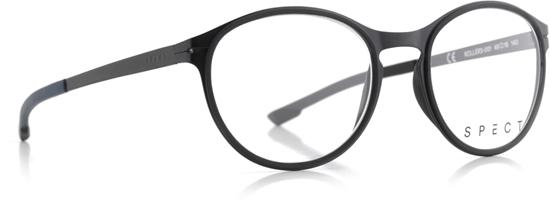 Obrázek z brýlové obruby SPECT Frame, ROLLER3-001, black, black, 49-18-140
