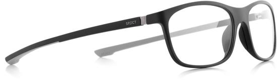 Obrázek z brýlové obruby SPECT Frame, SHIFT2-002, matt black/matt black/matt light grey rubber, 57-15-140, AKCE