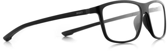 Obrázek z brýlové obruby SPECT Frame, SHIFT3-001, matt black/matt black/matt black rubber, 57-15-140, AKCE