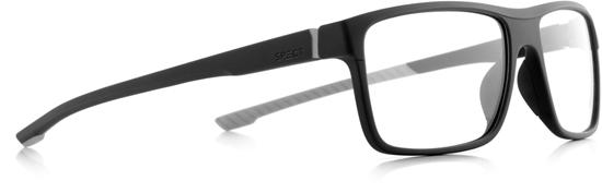 Obrázek z brýlové obruby SPECT Frame, TRACK2-006, black, grey, 57-17-145