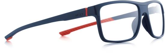 Obrázek z brýlové obruby SPECT Frame, TRACK2-009, dark blue, blue, 57-17-145