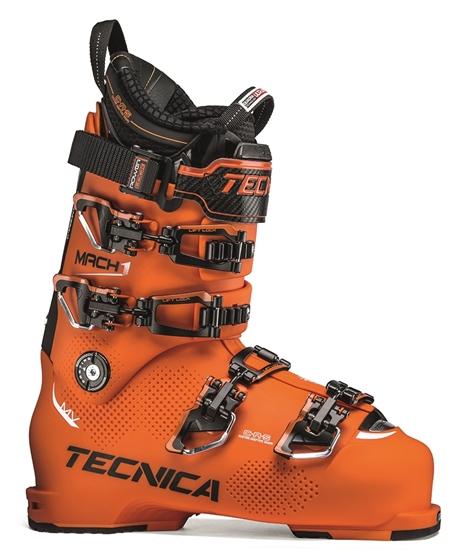 Obrázek z lyžařské boty TECNICA Mach1 130 MV, ultra orange, 18/19