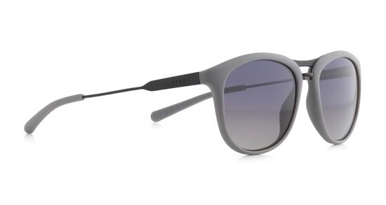 Obrázek z sluneční brýle SPECT Sun glasses, PARADISEBAY-003P, grey, grey, smoke gradient POL, 51-17-145