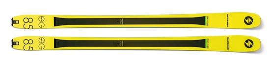 Obrázek z sjezdové lyže BLIZZARD Zero G 085, flat, yellow, 18/19