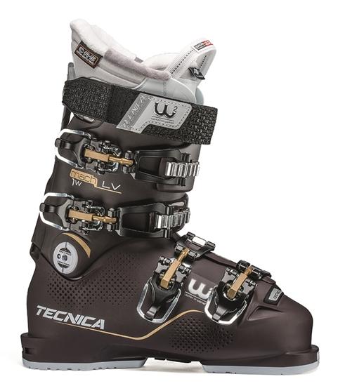 Obrázek z lyžařské boty TECNICA Mach1 95 W MV, progressive black, 18/19