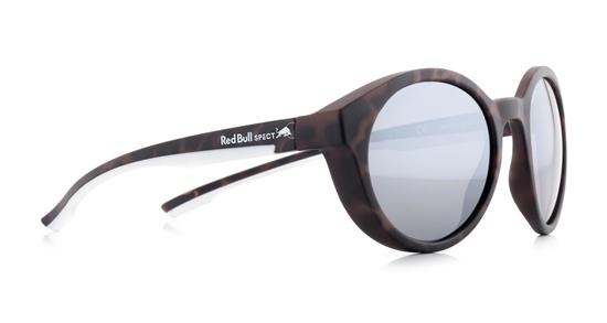 Obrázek z sluneční brýle RED BULL SPECT RB SPECT Sun glasses, SNAP-003P, dark blue/smoke with silver mirror POL, 52-21-145