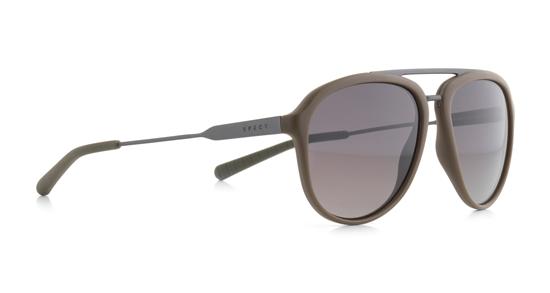 Obrázek z sluneční brýle SPECT SPECT Sun glasses, PALMBEACH-004P, khaki/green gradient POL, 55-16-145