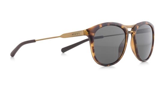 Obrázek z sluneční brýle SPECT Sun glasses, PARADISEBAY-001P, havanna, brown, green POL, 51-17-145