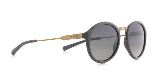 Obrázek z sluneční brýle SPECT Sun glasses, PASADENA-003P, dark grey, dark grey, brown gradient POL, 49-20-145