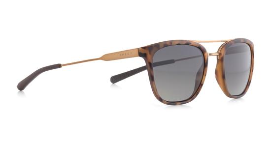 Obrázek z sluneční brýle SPECT Sun glasses, PATAGONIA-001P, havanna, brown, green gradient POL, 51-21-145