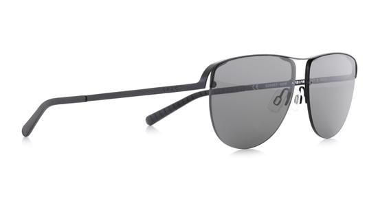 Obrázek z sluneční brýle SPECT Sun glasses, SUNSET-002P, silver, grey, smoke gradient POL, 57-13-140