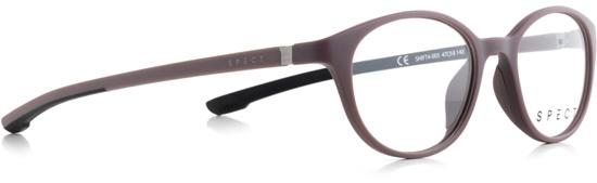 Obrázek z brýlové obruby SPECT Frame, SHIFT4-003, matt dark purple/black, 47-18-140