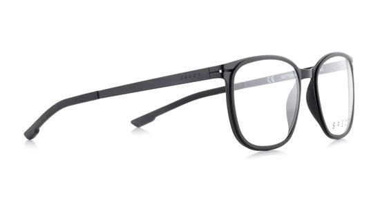 Obrázek z obruba brýlí SPECT Frame, SUTTER-001, black, black, 50-16-140