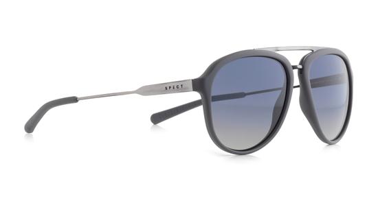 Obrázek z sluneční brýle SPECT Sun glasses, PALMBEACH-003P, dark grey, dark grey, blue gradient POL, 55-16-145