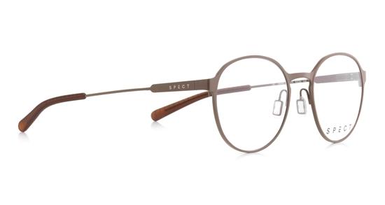 Obrázek z obruba brýlí SPECT Frame, PARKDALE-001, black, 50-20-140