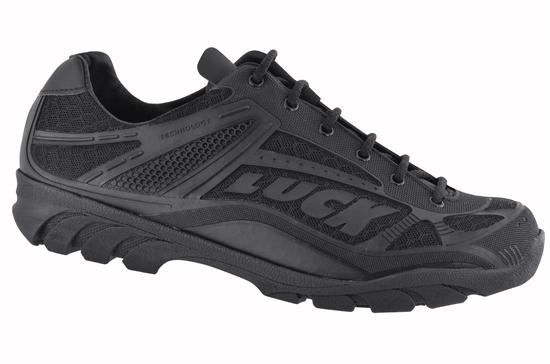 Obrázek z cyklistické boty LUCK LUCK PREDATOR cycling shoes, black