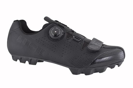 Obrázek z cyklistické boty LUCK LUCK PRO cycling shoes, carbon black