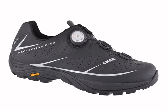 Obrázek z cyklistické boty LUCK LUCK SONIC cycling shoes, matte black