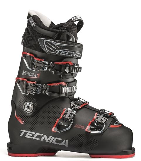 Obrázek z lyžařské boty TECNICA Mach1 100 MV, black, 18/19