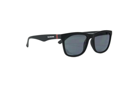 Obrázek z sluneční brýle BLIZZARD sun glasses PC4064001, rubber black, 56-15-133