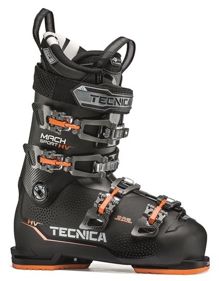 Obrázek z lyžařské boty TECNICA Mach Sport 100 HV, black, 18/19