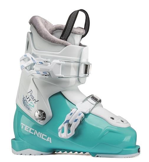Obrázek z lyžařské boty TECNICA JT 2 Pearl, light blue, 19/20