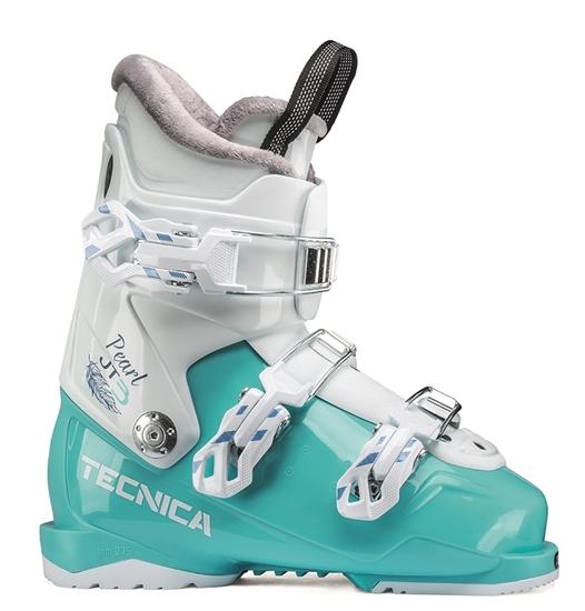 Obrázek z lyžařské boty TECNICA JT 3 Pearl, light blue, 19/20
