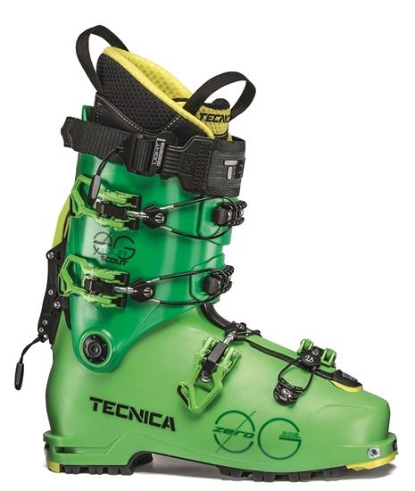 Obrázek z lyžařské boty TECNICA Zero G Tour Scout, bright green 19/20