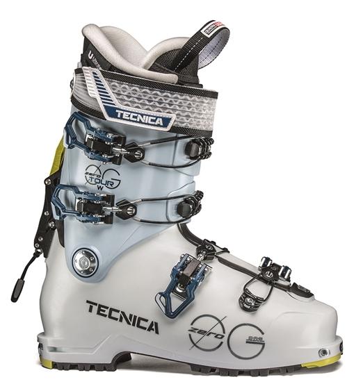 Obrázek z lyžařské boty TECNICA Zero G Tour W, white/ice, 19/20