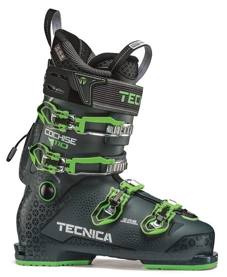 Obrázek z lyžařské boty TECNICA Cochise 110, petrol, 18/19
