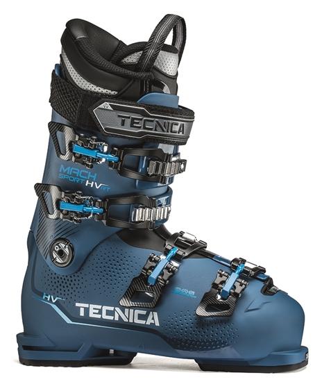 Obrázek z lyžařské boty TECNICA Mach Sport 80 HV RT, dark process blue, rental, 18/19