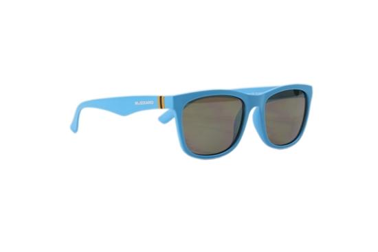 Obrázek z sluneční brýle BLIZZARD sun glasses PC4064003, rubber bright blue, 56-15-133