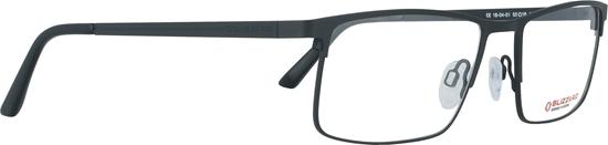 Obrázek z dioptrické brýle BLIZZARD Frame, black, 55-18/140