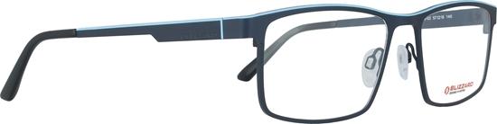Obrázek z dioptrické brýle BLIZZARD Frame, blue/light blue, 57-18/140