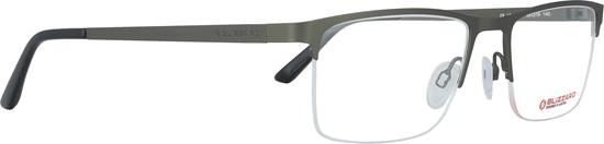Obrázek z dioptrické brýle BLIZZARD Frame, khaki, 55-19/140