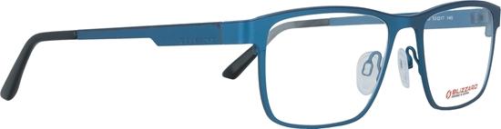Obrázek z dioptrické brýle BLIZZARD Frame, light blue/dark blue, 53-17/140