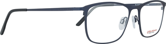 Obrázek z dioptrické brýle BLIZZARD Frame, blue, 56-18/140
