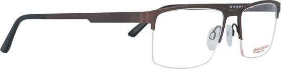 Obrázek z dioptrické brýle BLIZZARD Frame, anthracite brown, 54-18/140