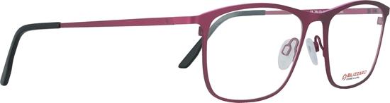 Obrázek z dioptrické brýle BLIZZARD Frame 28-10-11, 54-17/140