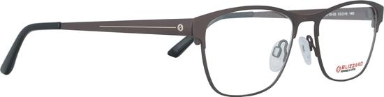 Obrázek z dioptrické brýle BLIZZARD Frame, brown, 53-16/140