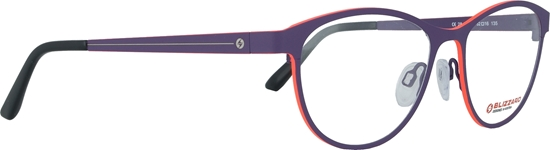 Obrázek z dioptrické brýle BLIZZARD Frame 28-17-11, 52-16/135