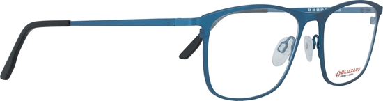Obrázek z dioptrické brýle BLIZZARD Frame, light blue, 52-17/135